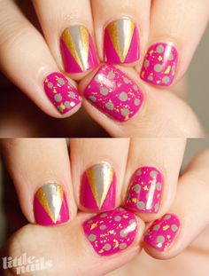 New Blog Design Nails