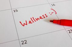 30 days to a healthier you: a daily checklist of wellness tips