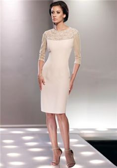 ... Lace Formal evening Dress Short Party Gowns mother of bride Dresses