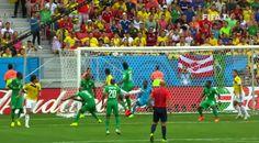 Num duelo com mais força que técnica, Colômbia supera a Costa do Marfim