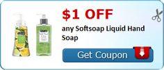 SOFTSOAP LIQUID HAND SOAP 10 OZ ONLY $1.59 (REG $4.59) AT CVS! - http://wp.me/p56Eop-GFD