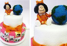 Pastel Mafalda