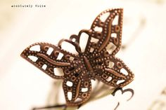 Butterfly Ring $8