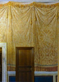 painted drapery trompe d'oeil: Re-Create this with Deco Haven Artistry, Murals  Decorative Painting!
