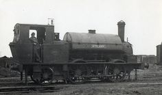 Chasewater Railway Museum A photo from abroad. In 2012 the museum received a photograph with a note from Tony Potter in Canada. These are reproduced below: Many thanks to Tony Potter. The Cannock ...