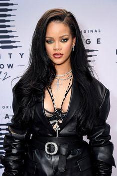 Rihanna Mode, Rihanna Riri, Rihanna Style, Rihanna Outfits, Selena, Afro, Rihanna Instagram, Leder Outfits, Outfits