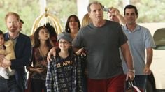 Remember when your favorite TV family vacationed in Hawaii? #ModernFamily