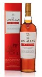 Macallan Sherry Oak Cask Strength Highland Single Malt (750mL) | Cask Strength Whisky | ForWhiskeyLovers.com