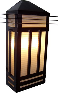 Gatsby 3 Light Wall Lantern