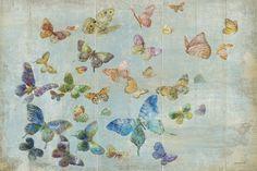 Butterflies - Fototapeter & Tapeter - Photowall