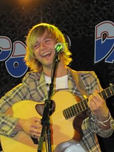 That famous Keith Harkin smile!