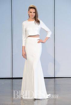 Brides: How To Find The Perfect Wedding Dress For Your Body Type | Wedding Dresses | Brides.com | Wedding Dresses Style