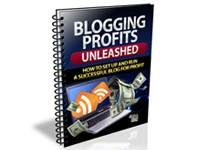 Blogging Profits Unleashed. Download free at TubaLoad.com Already know that blogs are an essential element of your online business but just don't know how to gain a slice of the pie? Discover what you need to know about setting up and running a successful profitable blog quickly and easily.