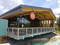 Signs Are Up For Blaze Fast-Fire'd Pizza Opening This Summer at Disney Springs