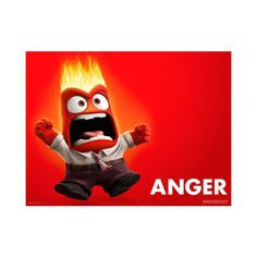 Anger ❤ liked on Polyvore featuring disney