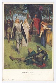 Lohengrin http://www.podcast-university.com/displayimage.php?pid=3693