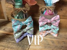 Plaid Bow Ties avail