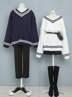 Korean Casual Outfits, Kpop Outfits, Fashion Outfits, Ulzzang Fashion, Asian Fashion, Pretty Outfits, Cute Outfits, Vetements Clothing, Matching Couple Outfits
