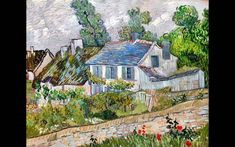 Houses at Auvers 1890
