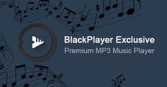 BlackPlayer Exclusive  Premium MP3 Music Player Extra features:  Folder view  6 Extra Fonts  10 Color accents.  3 Extra Themes  White Widget theme.  Customizable crossfading  Customize the Library pages completely. Add Remove and sort.  Custom grid size for Artist & Albums.  Show Bitrate samplingrate and format in Now Playing page.  Manually search and set Artist images.  Blacklist Folders and Tracks  White widget theme.  Zap discover your music fast with this smart function. Auto plays…