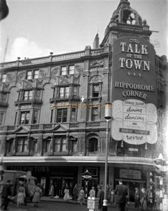 London Hippodrome, Charing Cross Road, London