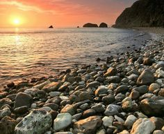 Photo by Doug Mangum Ventura California, Ventura County, Santa Cruz Island, San Luis Obispo, Santa Barbara, The Locals, United States, Sunset, Scorpion