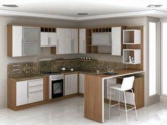 decor cozinha planejada