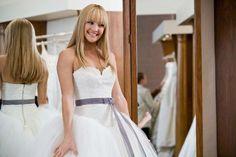 Abiti da sposa dei film - Kate Hudson in Bride Wars