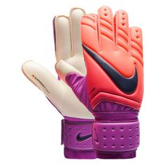 1cc16175b Nike GK Spyne Pro Soccer Goalkeeper Glove (Crimson Purple)  http