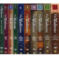 The Waltons Complete Series  DVD BOX SETSEASON 1-9 MOVIE COLLECTION