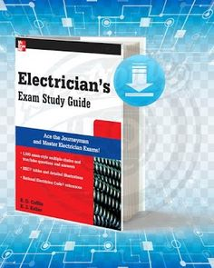 Title: Electrician's Exam Study Guide (McGraw-Hill's Electrician's Exam Study Guide). Pages: Format: Pdf. Year: Edition: Author: Brian Coffin and Kimberley Keller. Electrical Engineering Books, Electrical Projects, Electrical Installation, Electronic Engineering, Electronics Basics, Electronics Projects, Power Electronics, Electric Circuit, Electric Power