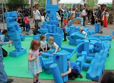 Imagination Playground  a breakthrough playspace concept designed to encourage child-directed, unstructured   free play.