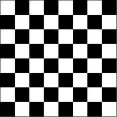 Printable Checkers Board for our car trip binder.