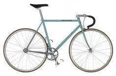 Bianchi Via Condotti fixed gear bike #fixedgear #trackbike