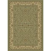 Found it at Wayfair - Ancient Garden Persian Olive Area Rug