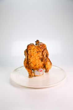 the chew | Recipe | Michael Symon's Beer Can Chicken