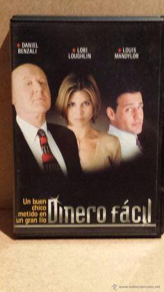DINERO FÁCIL. DANIEL BENZALI / LORI LOUGHLIN - DVD DE LUJO.