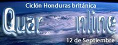 12 de Septiembre de 1931, un ciclón deja más de 700 muertos y centenares de heridos en la Honduras británica. http://www.quaronline.com/