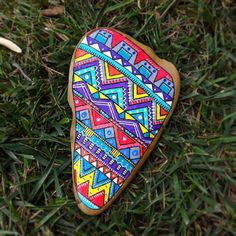 Hello Africa! :) #handpainted #stone #doodle #handpaintedstones #africa #holiday #diy #hobby #barbaleatherworks #barbaleatherstudio #instaart #boho #pattern #unique #paint #painting #art #draw #design #sketching #leatherbag #leathercraft #drawing #trend #trendy #giftidea #meditation #mandala #zen