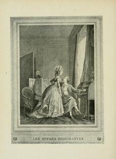 Les meubles du XVIIIe siècle
