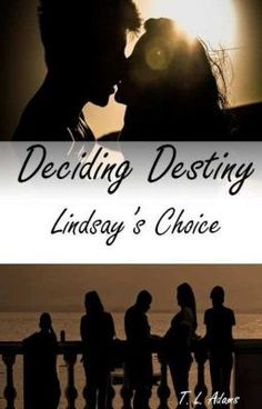#wattpad #romance What would you do if you were offered the chance to see your future? Would you peek ahead at your choice of destiny? What will Lindsay do? She has a tough choice to make. Should she cheat on her husband with her hot young physical therapist, while her whole family pays the price or let him go? How...