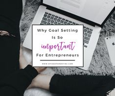 Why Goal Setting is So Important for Entrepreneurs | Business Strategy | Growing your Online Business | Personal Growth | Mindset | Productivity #productivity #goalsetting #goals #entrepreneur Saved by: Erin Dickson | Gravity Life Coaching | www.gravitylifecoaching.com Success Mindset, Positive Mindset, Growth Mindset, Online Entrepreneur, Business Entrepreneur, Entrepreneur Inspiration, Achieve Your Goals, Business Goals, Work From Home Moms