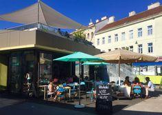 Internationale Küche, schickes Interieur, junge Kunst: Das Lokal Wirr bringt sein Erfolgsrezept nach Ottakring.
