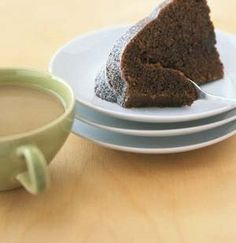 chocolate earl grey cake - it was yummy! Delicious Cake Recipes, Easy Cake Recipes, Yummy Cakes, Baking Recipes, Sweet Recipes, Dessert Recipes, Delicious Food, Most Popular Desserts, Just Desserts
