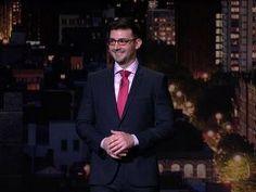 David Letterman - Comedian Tommy Johnagin