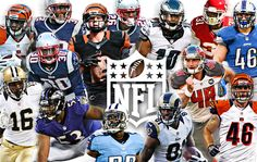 Scarlet Knights in the NFL. #football #sportshats