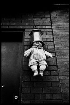 Ted Adams - Scary Baby, 2011. ☚