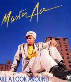 Today in Hip Hop History: Masta Ace released his debut album Take A Look Around July 1990 Masta Ace, Rap City, Hip Hop Radio, R&b Albums, Remember The Time, Hip Hop News, Debut Album, Music Publishing, Album Covers