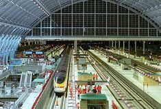 St Pancras-Station, London