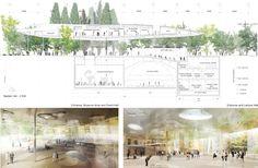 Sou Fujimoto Chosen to Design Liget Budapest's House of Hungarian Music,© Sou Fujimoto Architects, Courtesy of Liget Budapest